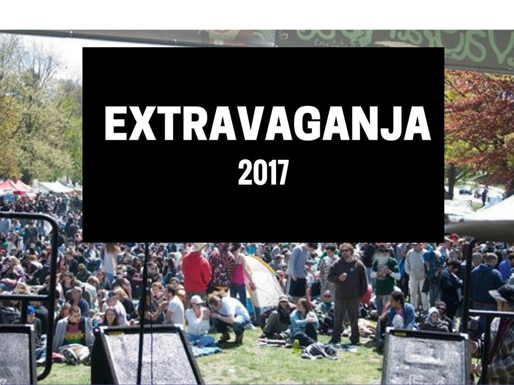Extravaganja 2017 University Massachusetts Amherst